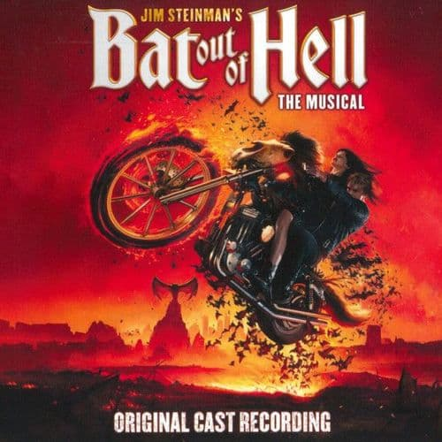 Various<br>Jim Steinman's Bat Out Of Hell: The Musical (Original Cast Recording)<br>2CD, RE